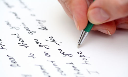 Qualities and Parts of a Good Letter