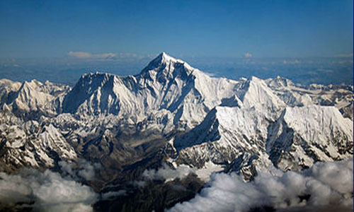 Major Mountains of Nepal and their height