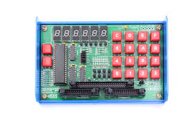 RS 232 and Keyboard Display Controller