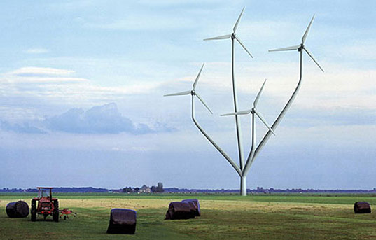 Electrification Through Alternative Energy Sources -  Wind