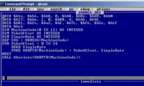 Statements in QBASIC