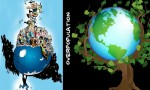 Relation between Population and Environment