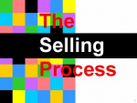 Sales Process: Meaning & Process of Indoor & Outdoor Sales