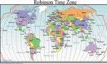 Informations of Time Zone