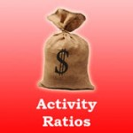 Types of  Activity Ratios