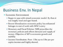 Business Environment in Nepal- Types and Concept , Organization-Environment Relationship