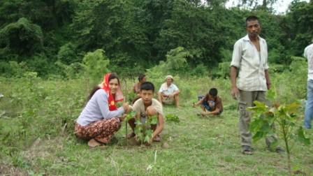 Source: www.rotaractnepal.org Fig: Afforestation