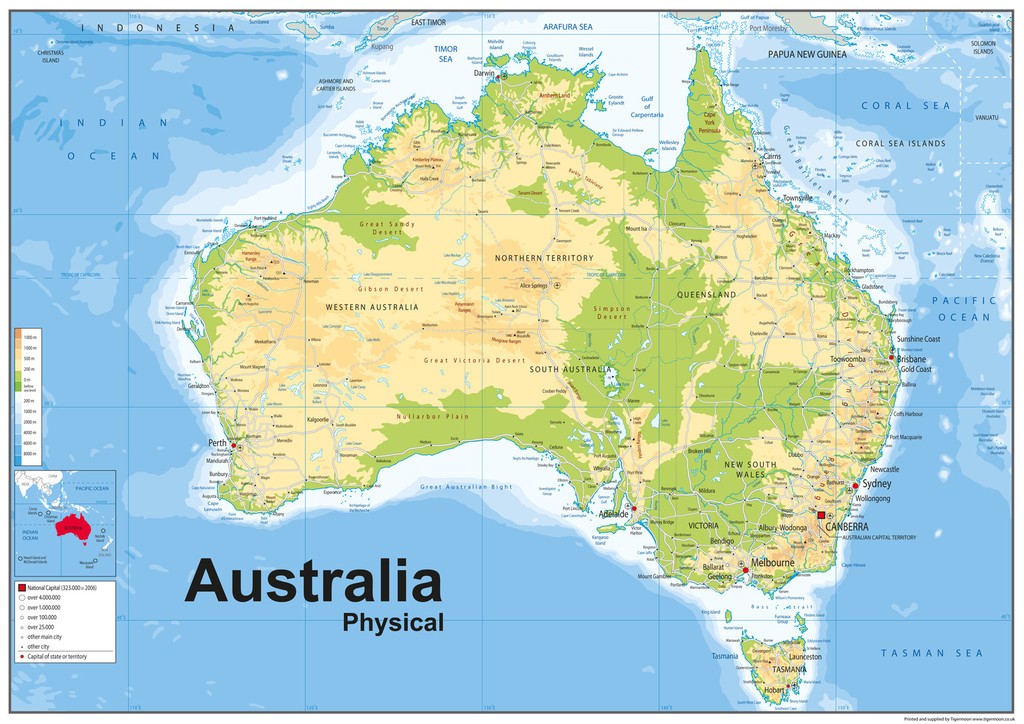 Image of: Australia Physical And Social Life Style Notes Videos Qa And Tests Grade 7 Social Studies Our Earth Kullabs