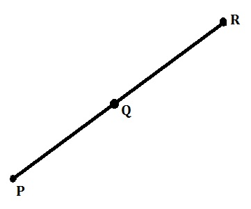 Collinear Point