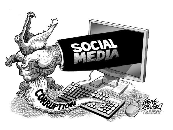 Image: Ending Corruption Source: http://cebudailynews.inquirer.net/