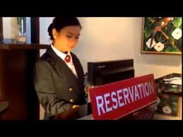 Reservation (source www.youtube.com)
