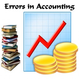 accounting errors essay Database of example accounting essays - these essays are the work of our professional essay writers and are free to use to help with your studies.