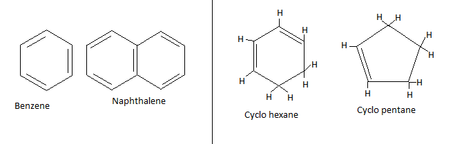 Aromatic and alicyclic compounds